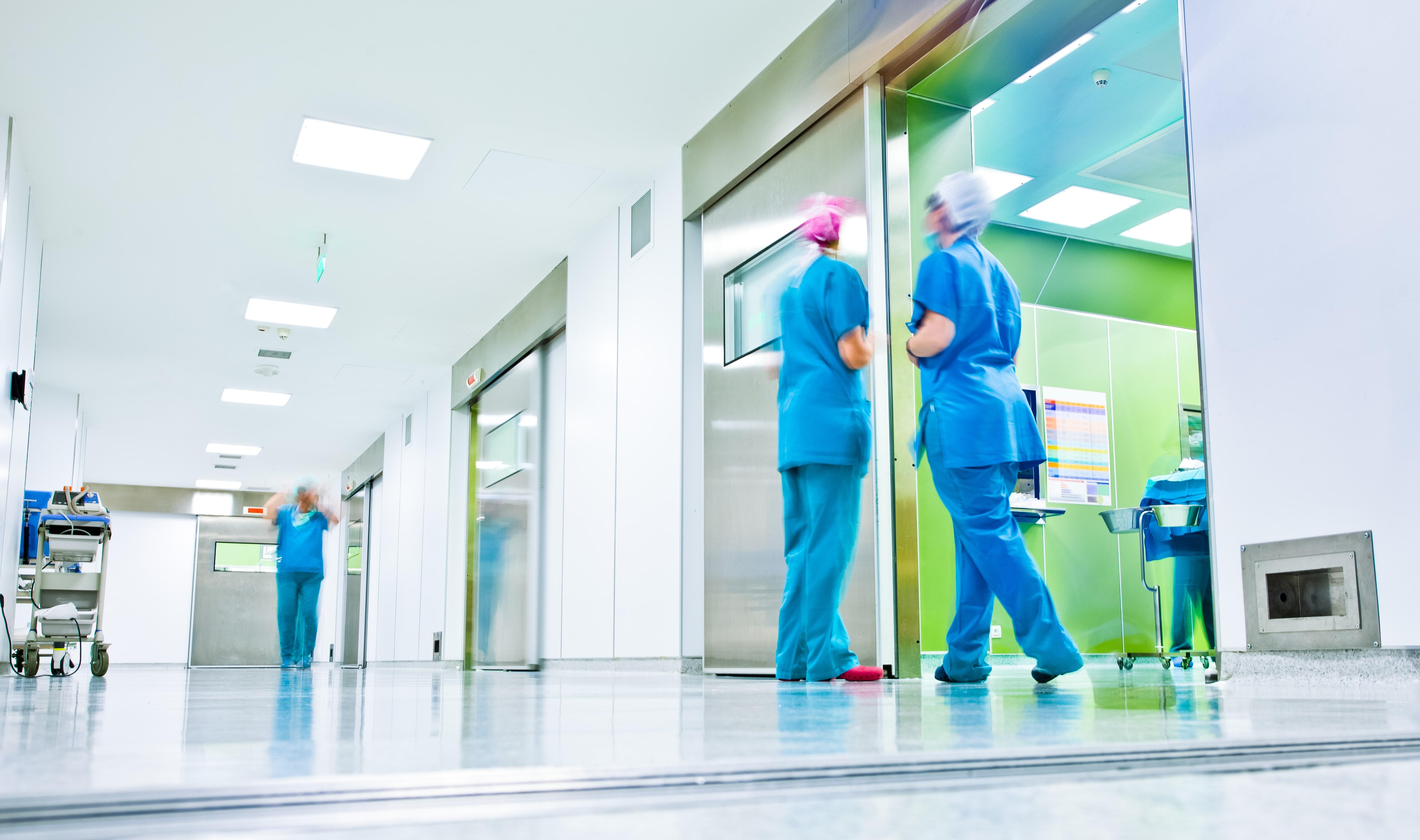 LED Verlichting in de gezondheidszorg sector