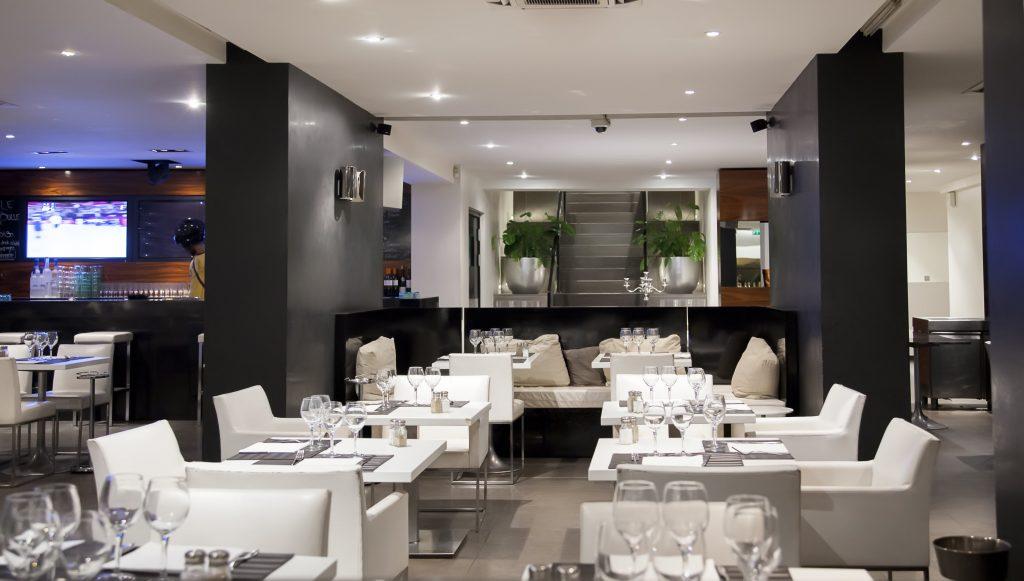 LED verlichting voor restaurants