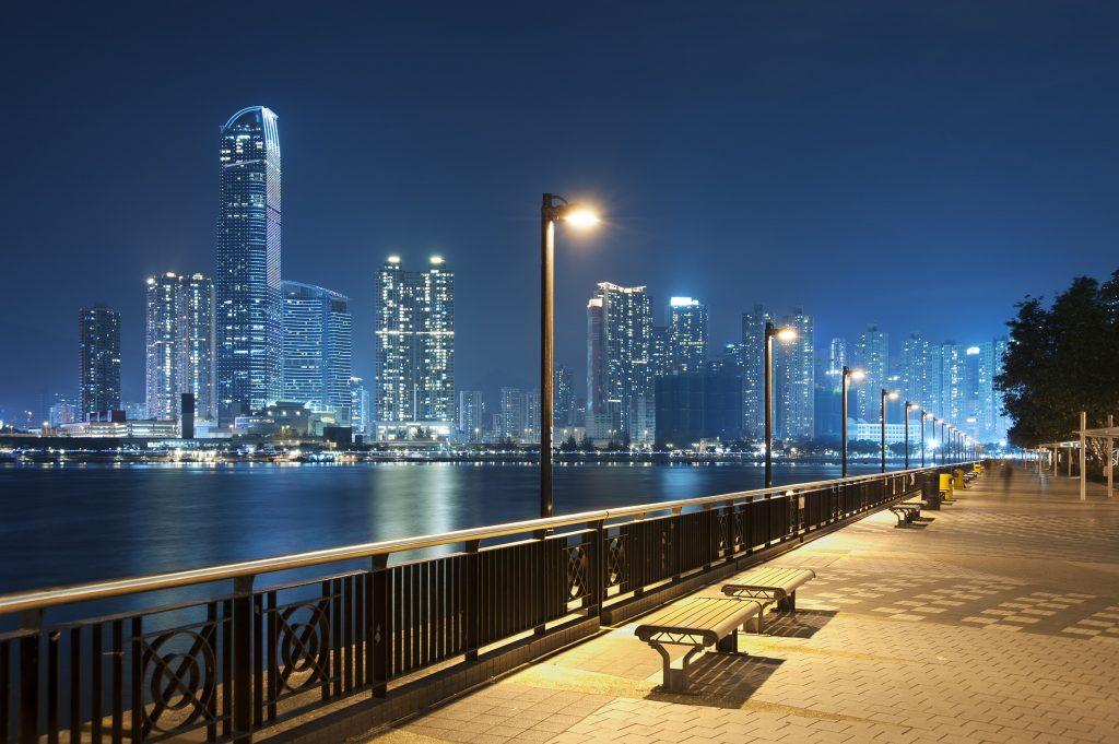 LED verlichting voor parken