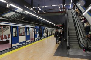LED verlichting voor stations
