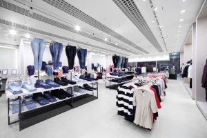LED verlichting voor retailbedrijven