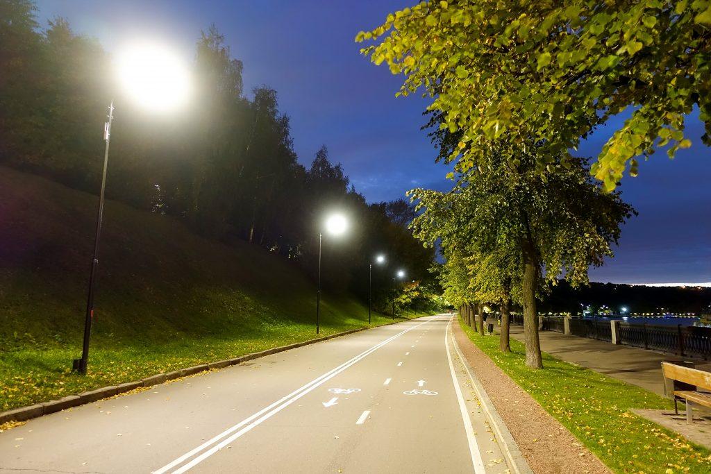LED verlichting voor openbare wegen