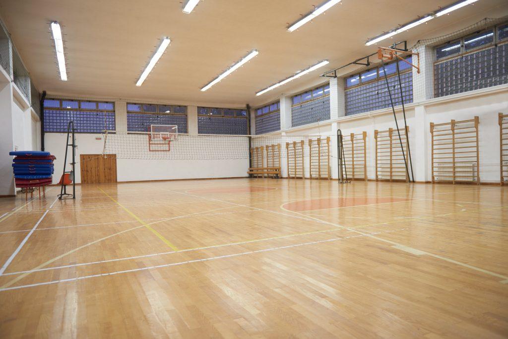 LED verlichting voor sportfaciliteiten