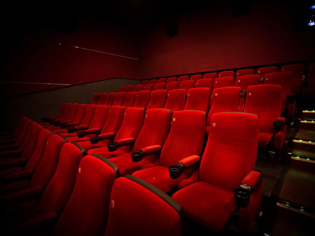 LED verlichting voor bioscopen/theaters