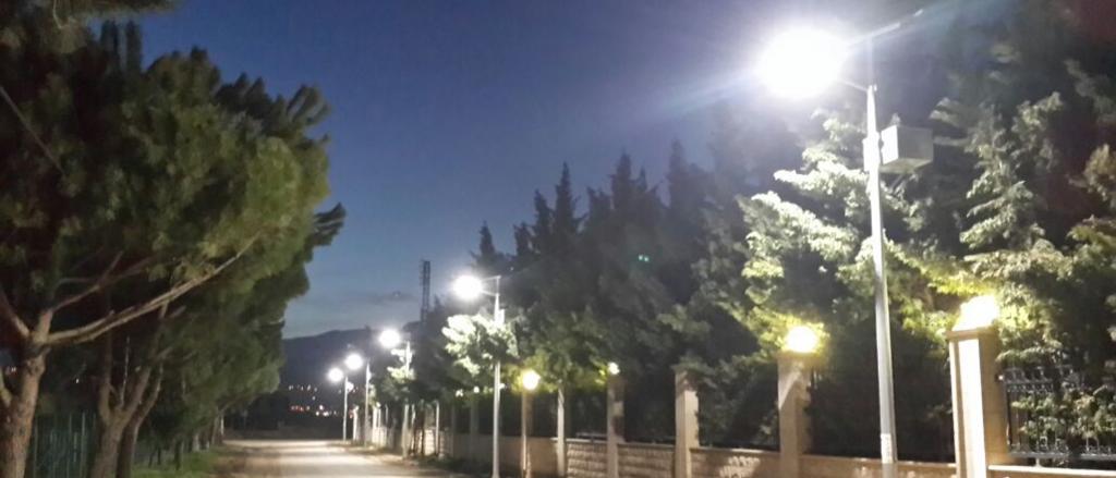 Verenigde Naties Terbol Project LED Straatverlichting met straatverlichting