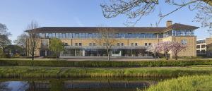 CSG Bogerman, Sneek gebouw