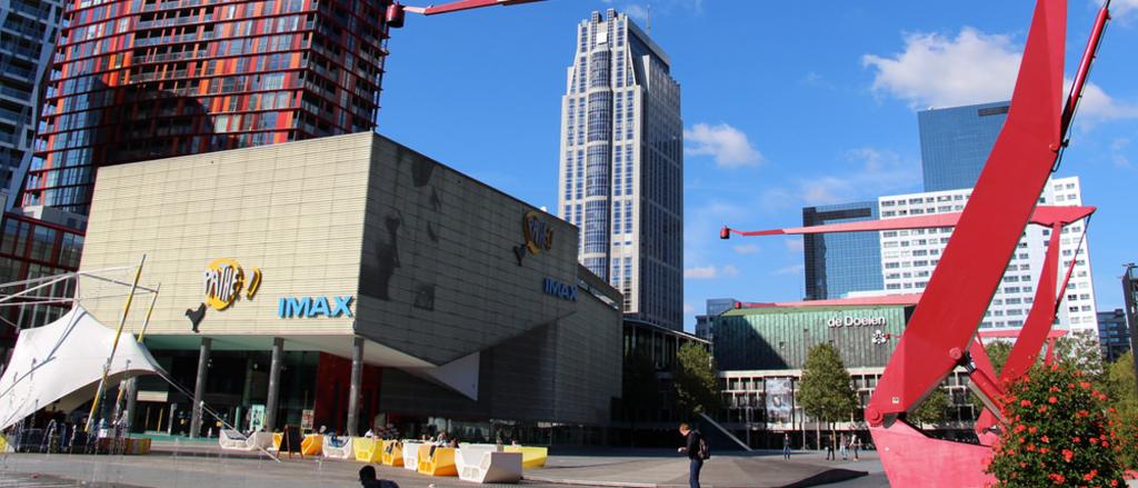 Baiyiled Schouwburgplein parkeergarage