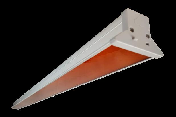 Atlas LED lijnverlichting SPECIAL EDITION AMBER/GELE 2000K