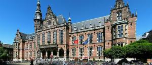 Rijksuniversiteit groningen front
