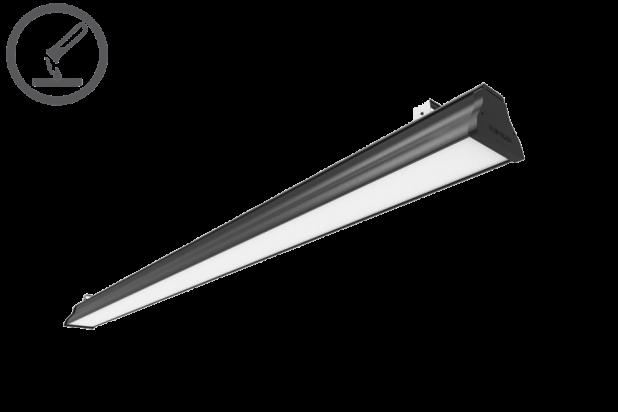 AURORA LED INTELLIGENT WATERDICHT IP65 ARMATUUR MET HCl BESTENDIGE COATING