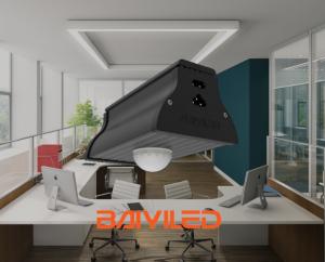 Kantoor slimme verlichting met BAIYILED Aurora bewegingssensor en daglichtsensor