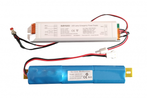 BAIYILED Emergency power supply for led fixtures