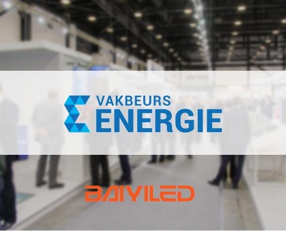 baiyiled exhibiting at vakbeurs energie 2019